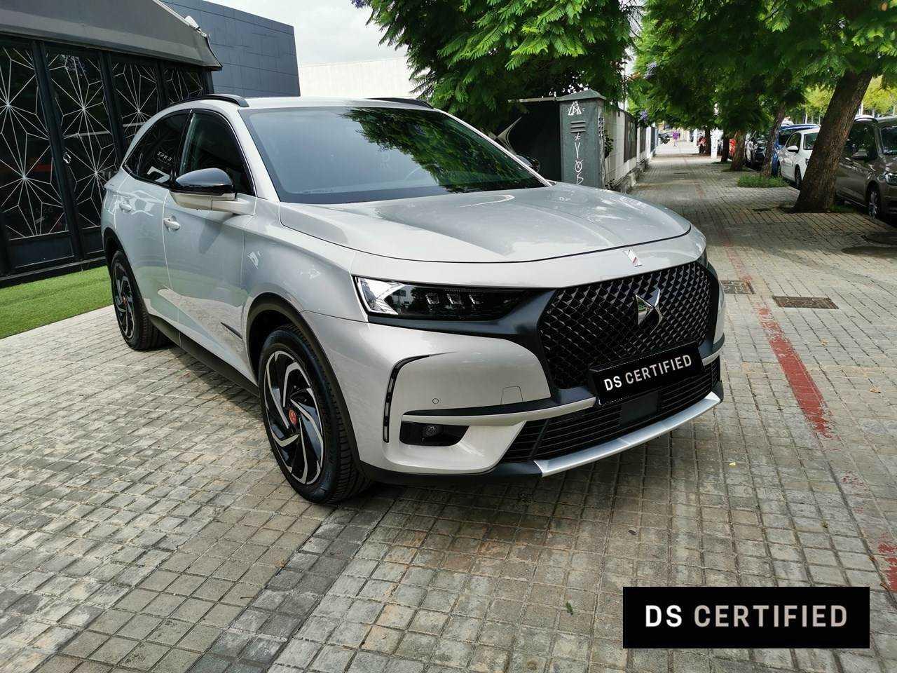 DS Automobiles DS 7 Crossback ocasión segunda mano 2020 Eléctrico por 39.500€ en Valencia