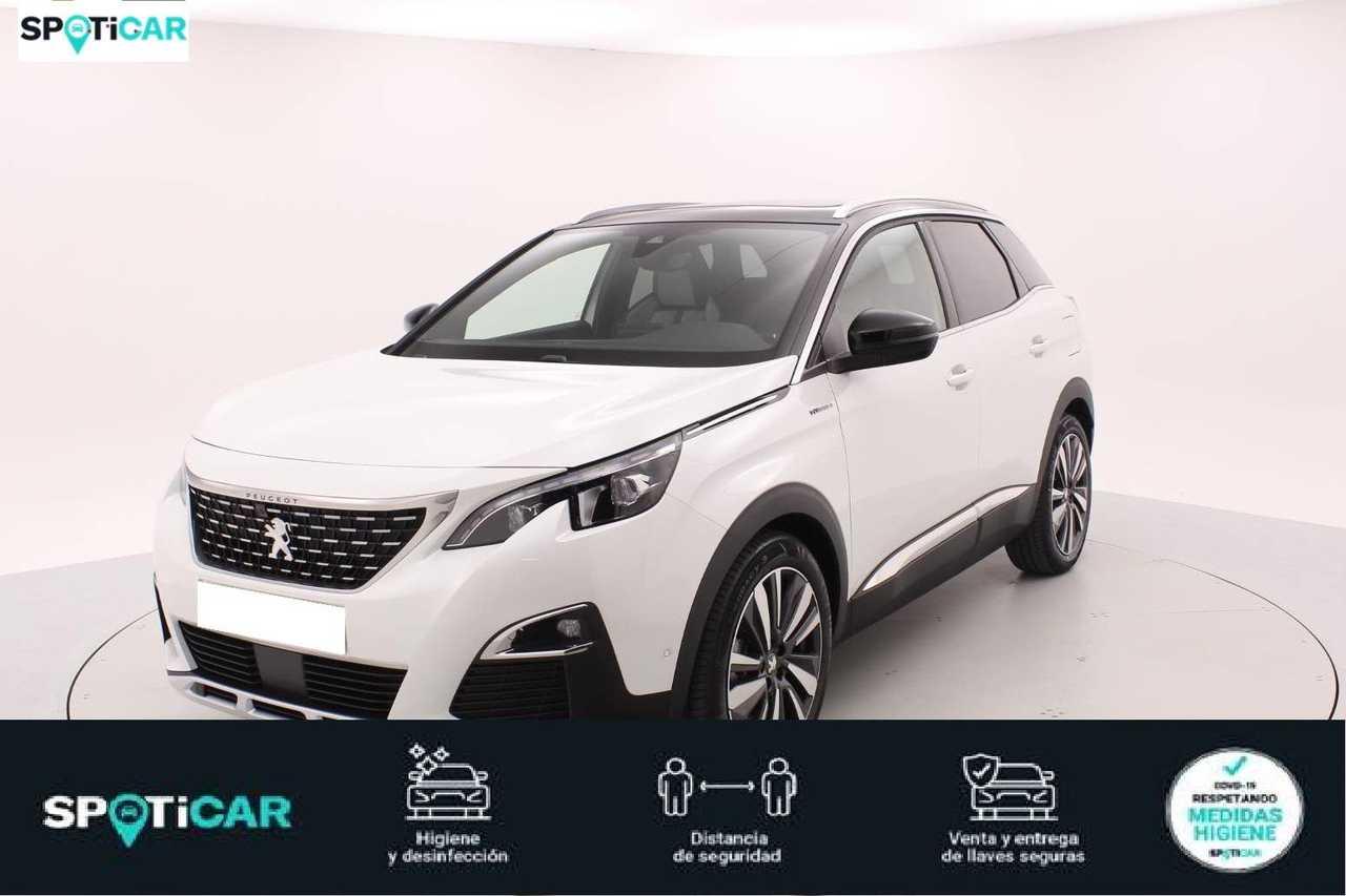 Peugeot 3008 ocasión segunda mano 2020 Híbrido por 34.900€ en Valencia