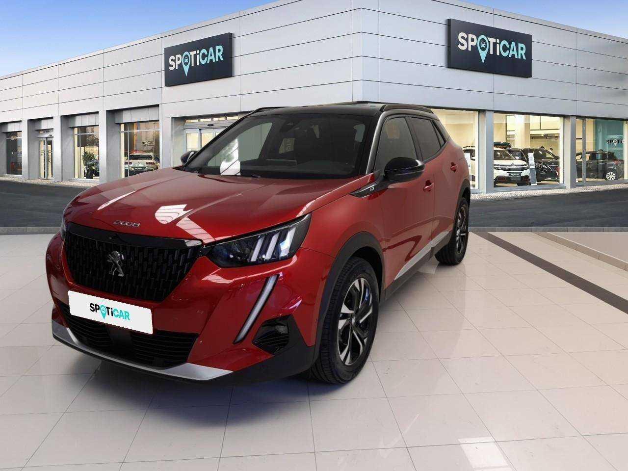 Peugeot 2008 ocasión segunda mano 2021 Gasolina por 25.900€ en Valencia