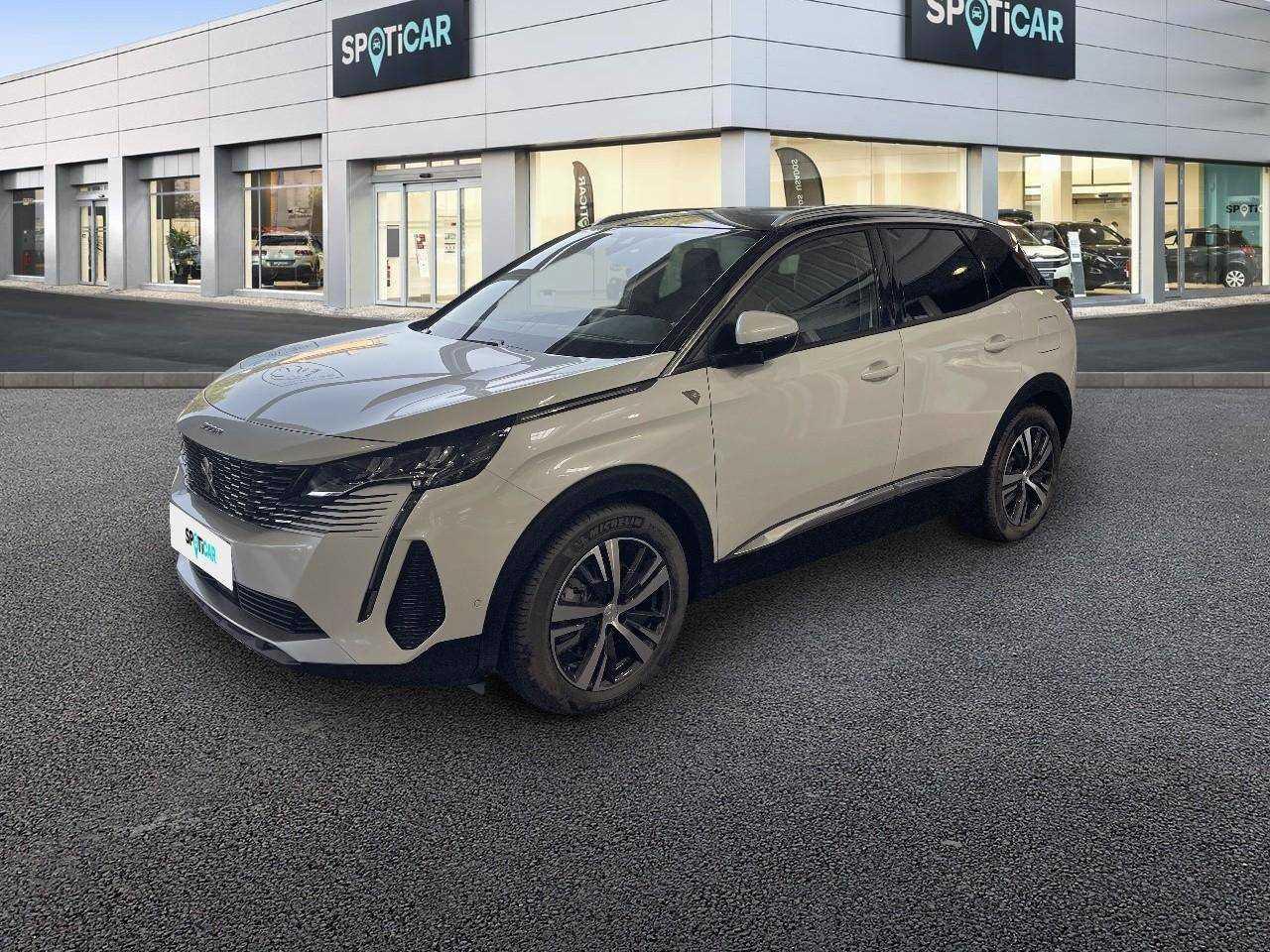 Peugeot 3008 ocasión segunda mano 2021 Híbrido por 39.900€ en Valencia