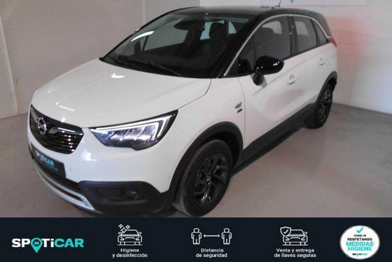 Opel Crossland X ocasión segunda mano 2020 Gasolina por 16.900€ en Valencia