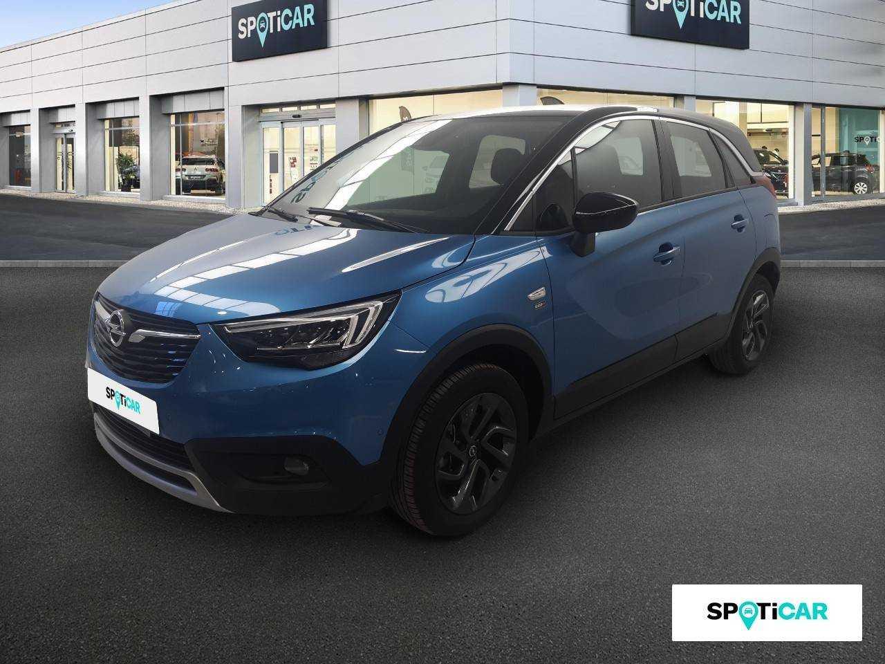 Opel Crossland X ocasión segunda mano 2020 Gasolina por 16.100€ en Valencia