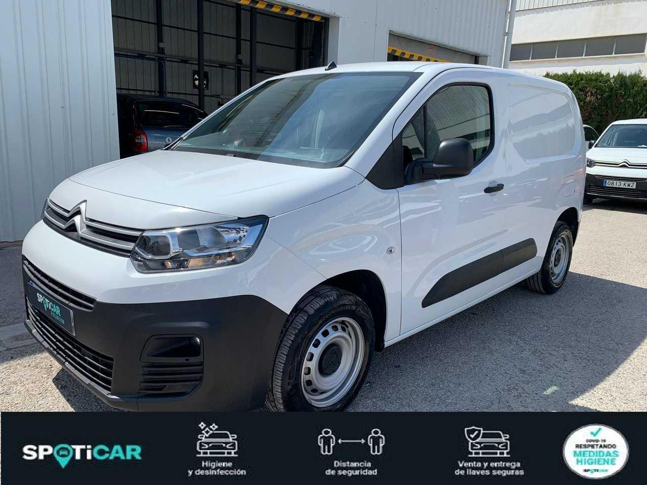 Citroën Berlingo ocasión segunda mano 2020 Diésel por 17.400€ en Valencia