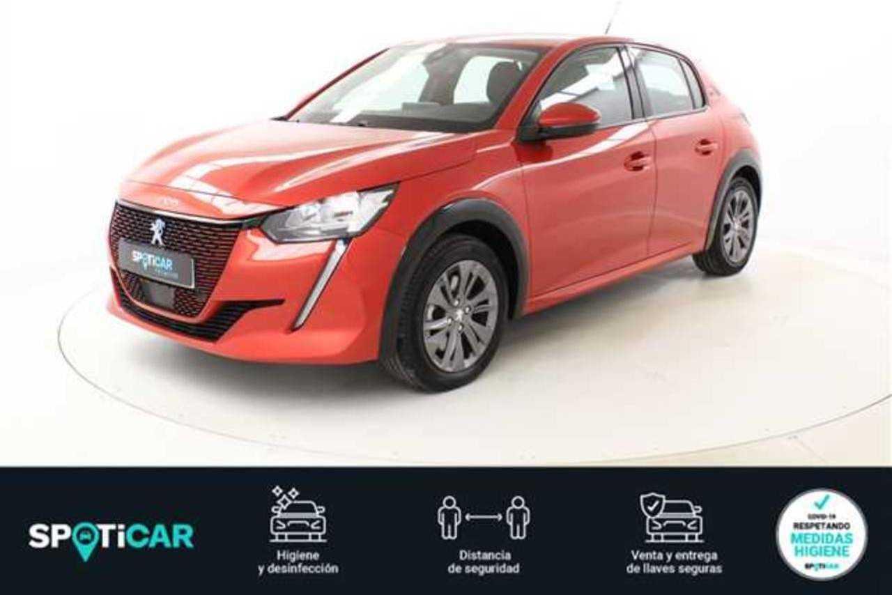 Peugeot 208 ocasión segunda mano 2020 Eléctrico por 26.900€ en Valencia
