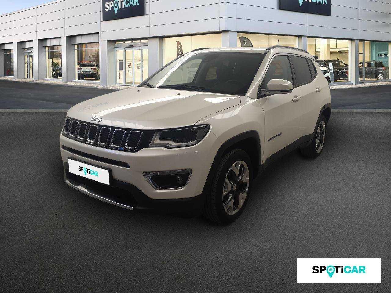 Jeep Compass ocasión segunda mano 2018 Diésel por 24.600€ en Valencia