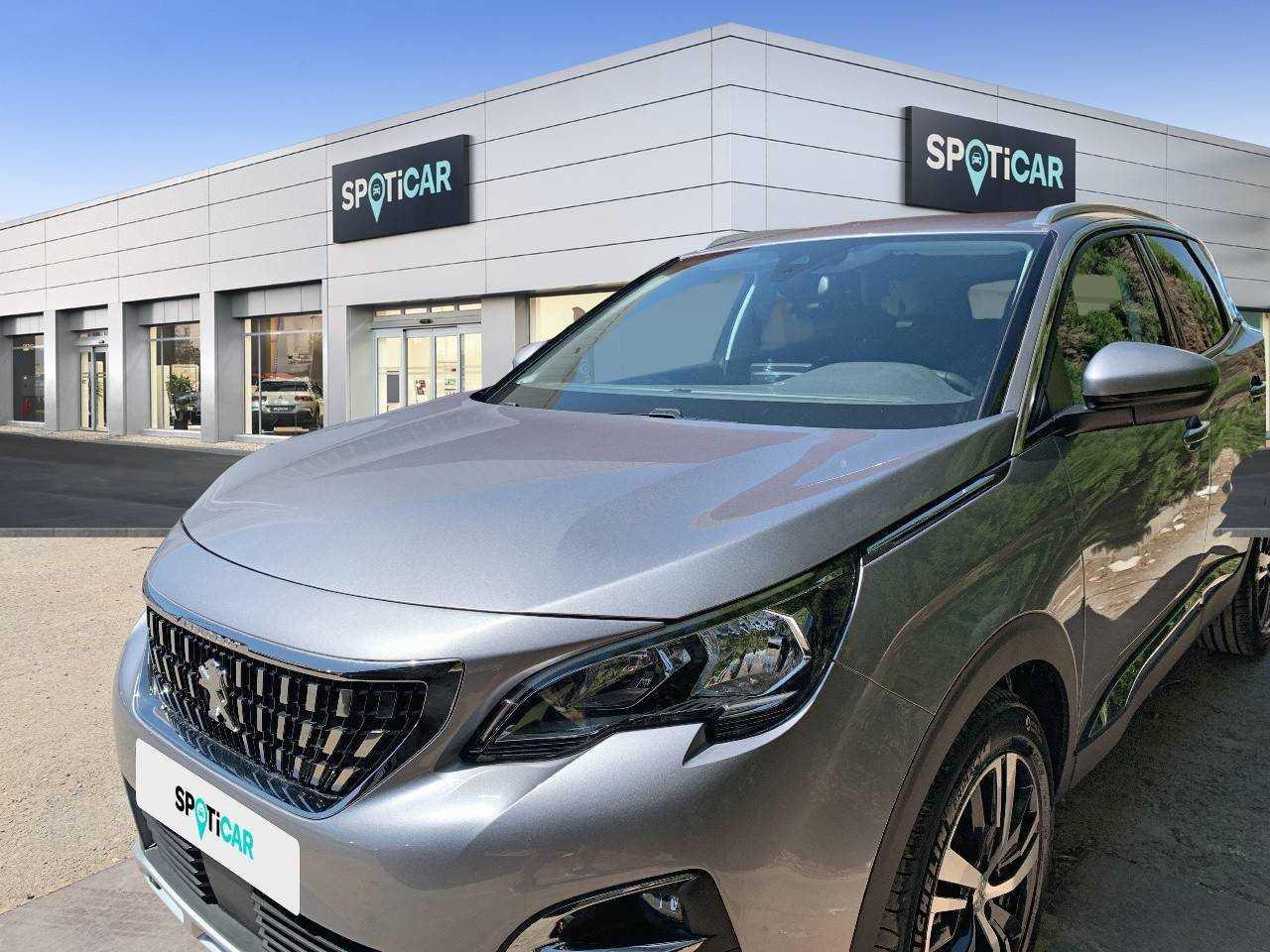 Peugeot 3008 ocasión segunda mano 2021 Gasolina por 31.400€ en Valencia