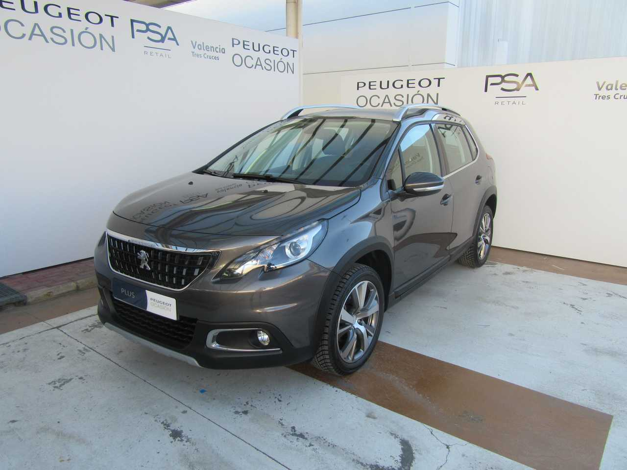 Peugeot 2008 ocasión segunda mano 2018 Gasolina por 15.400€ en Valencia