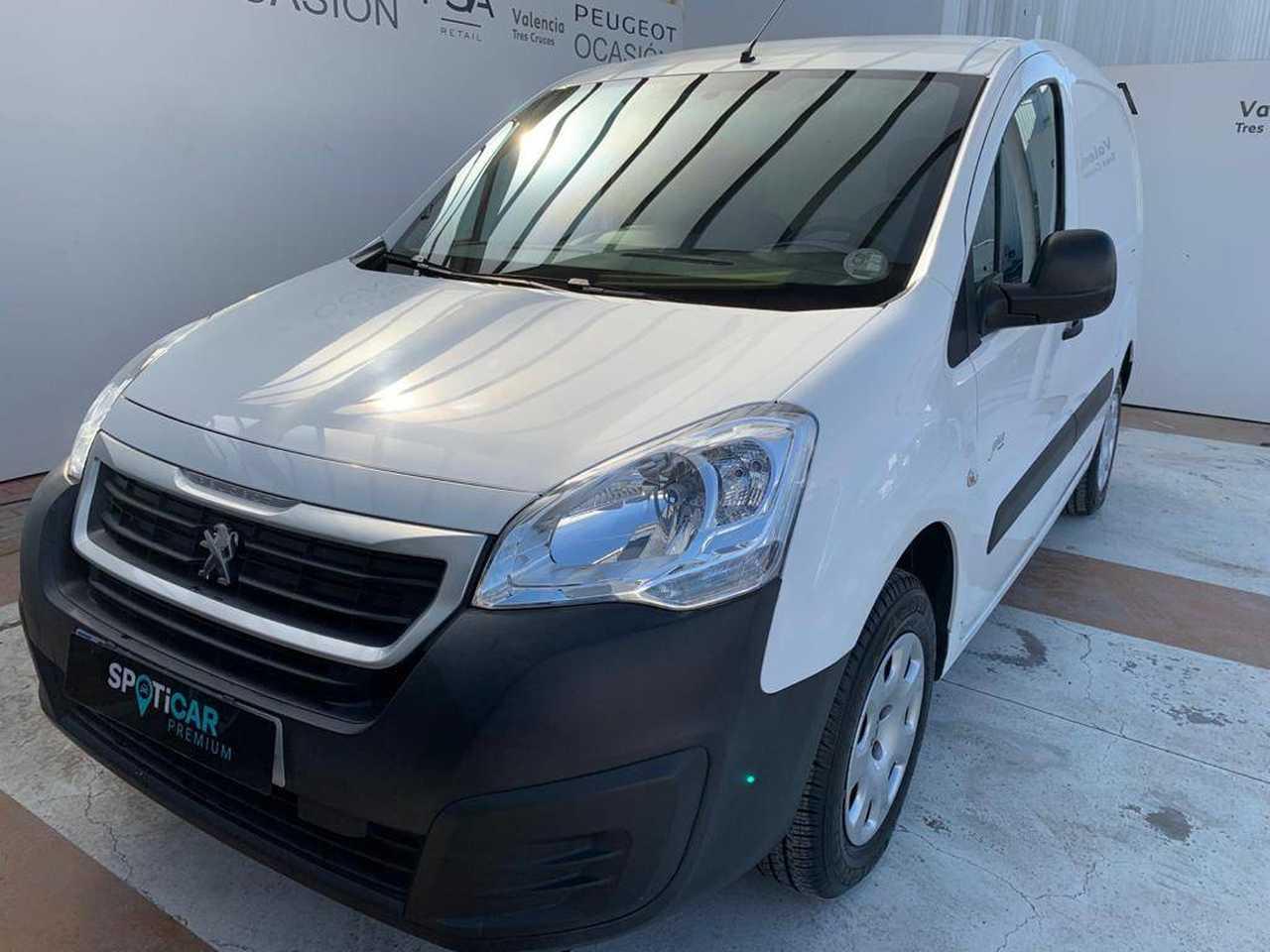 Peugeot Partner ocasión segunda mano 2020 Eléctrico por 19.900€ en Valencia