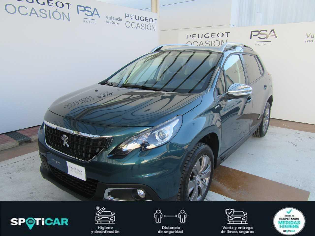 Peugeot 2008 ocasión segunda mano 2019 Diésel por 15.400€ en Valencia