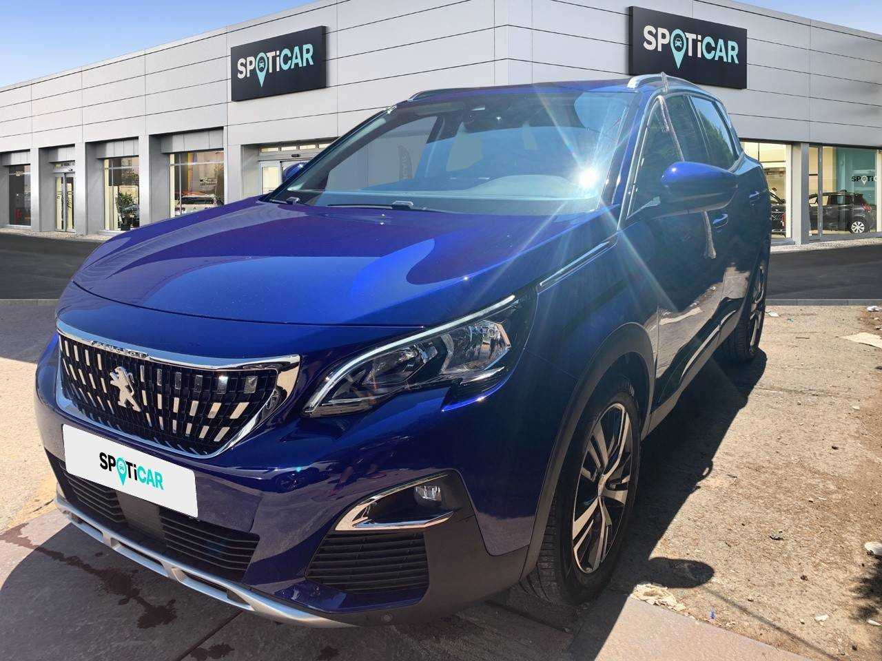Peugeot 3008 ocasión segunda mano 2017 Gasolina por 19.400€ en Valencia