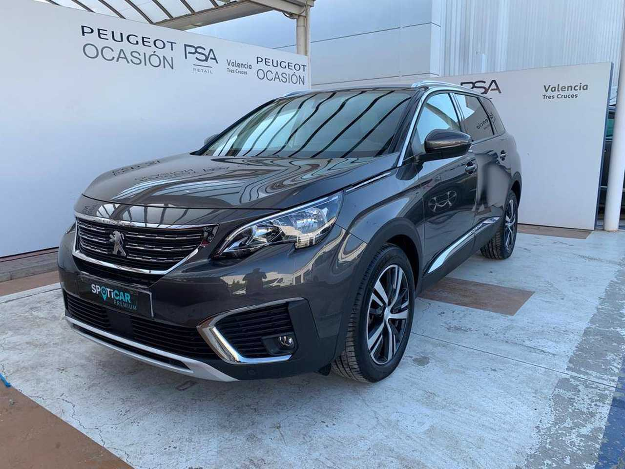 Peugeot 5008 ocasión segunda mano 2021 Diésel por 33.400€ en Valencia