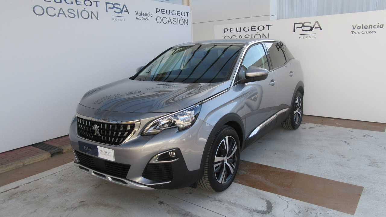Peugeot 3008 ocasión segunda mano 2017 Diésel por 22.400€ en Valencia