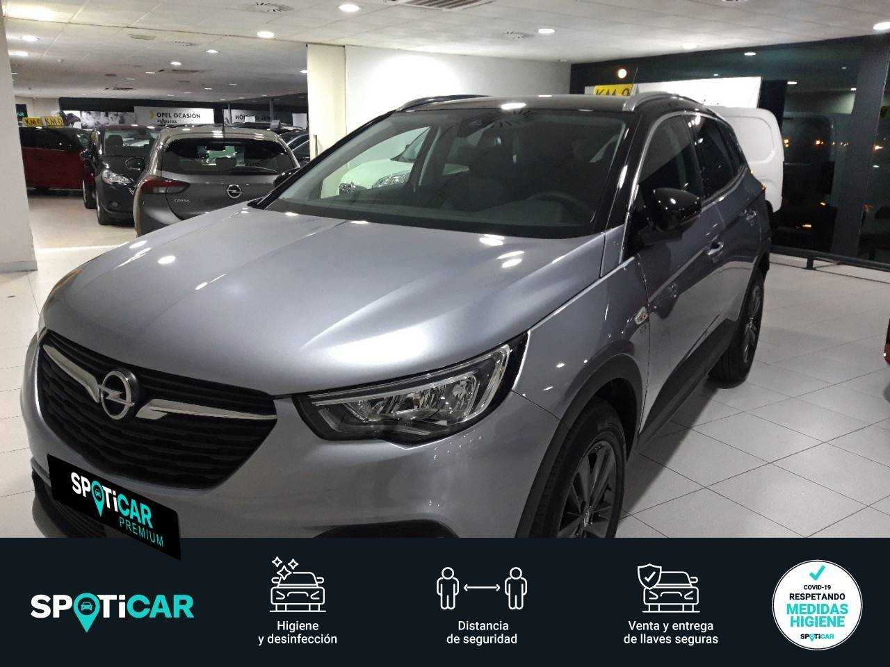 Opel Grandland X Diésel en Valencia