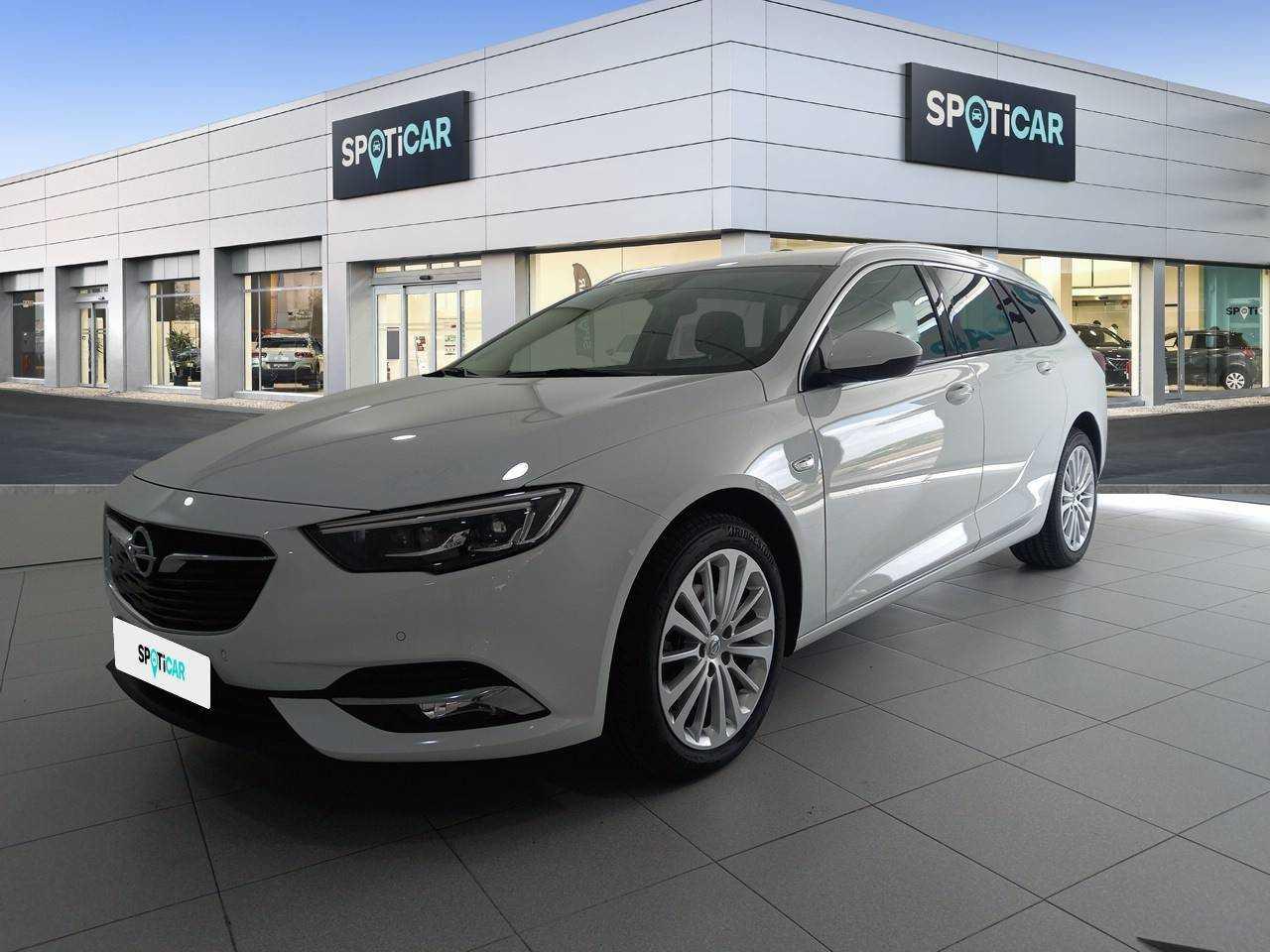 Opel Insignia  ocasión segunda mano 2019 Diésel por 21.500€ en Valencia
