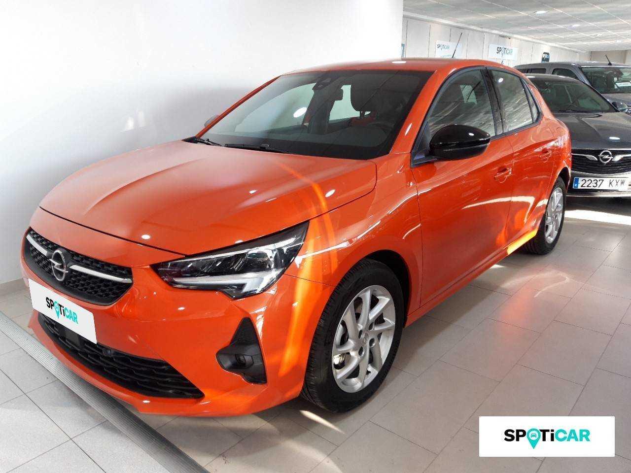 Opel Corsa ocasión segunda mano 2020 Gasolina por 15.500€ en Valencia
