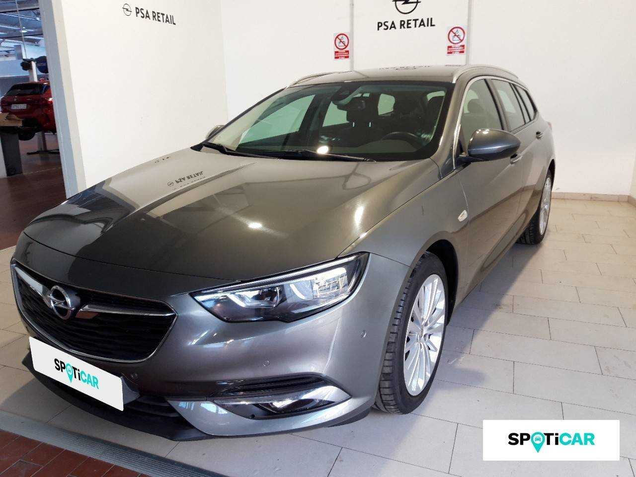 Opel Insignia  ocasión segunda mano 2019 Gasolina por 19.900€ en Valencia