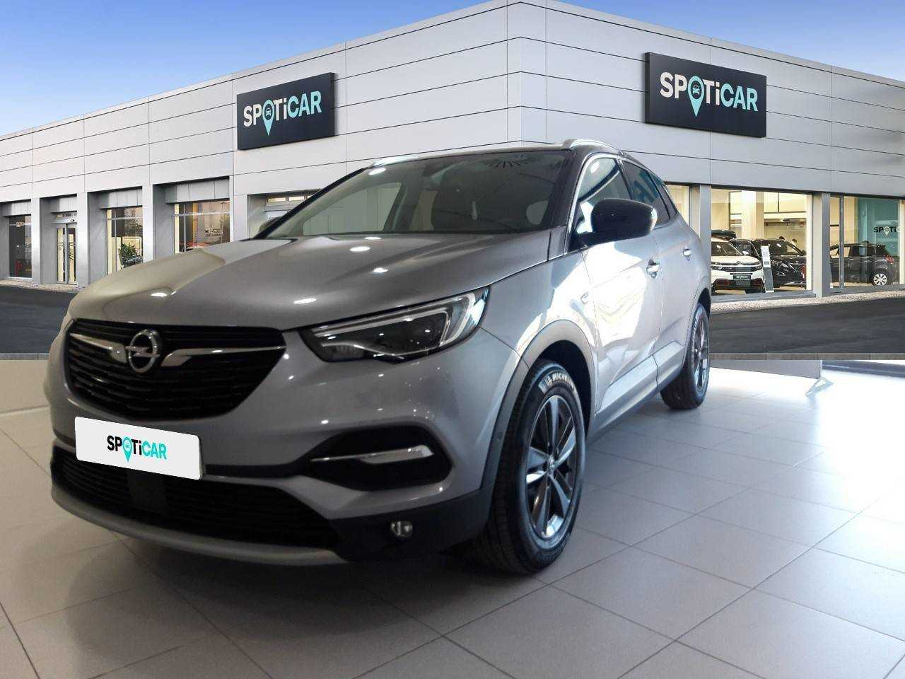 Opel Grandland X ocasión segunda mano 2020 Diésel por 24.900€ en Valencia