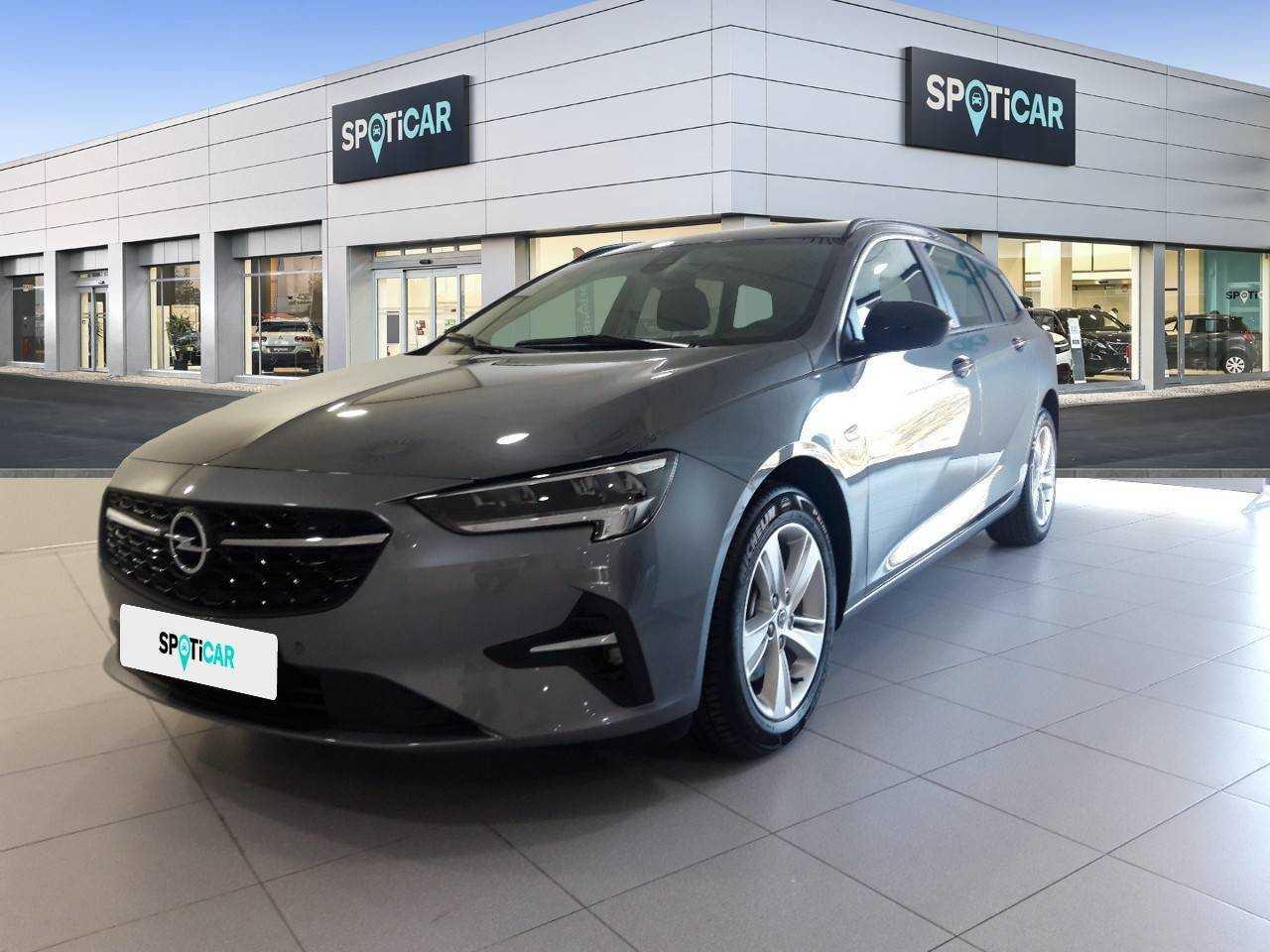 Opel Insignia  ocasión segunda mano 2021 Diésel por 26.900€ en Valencia