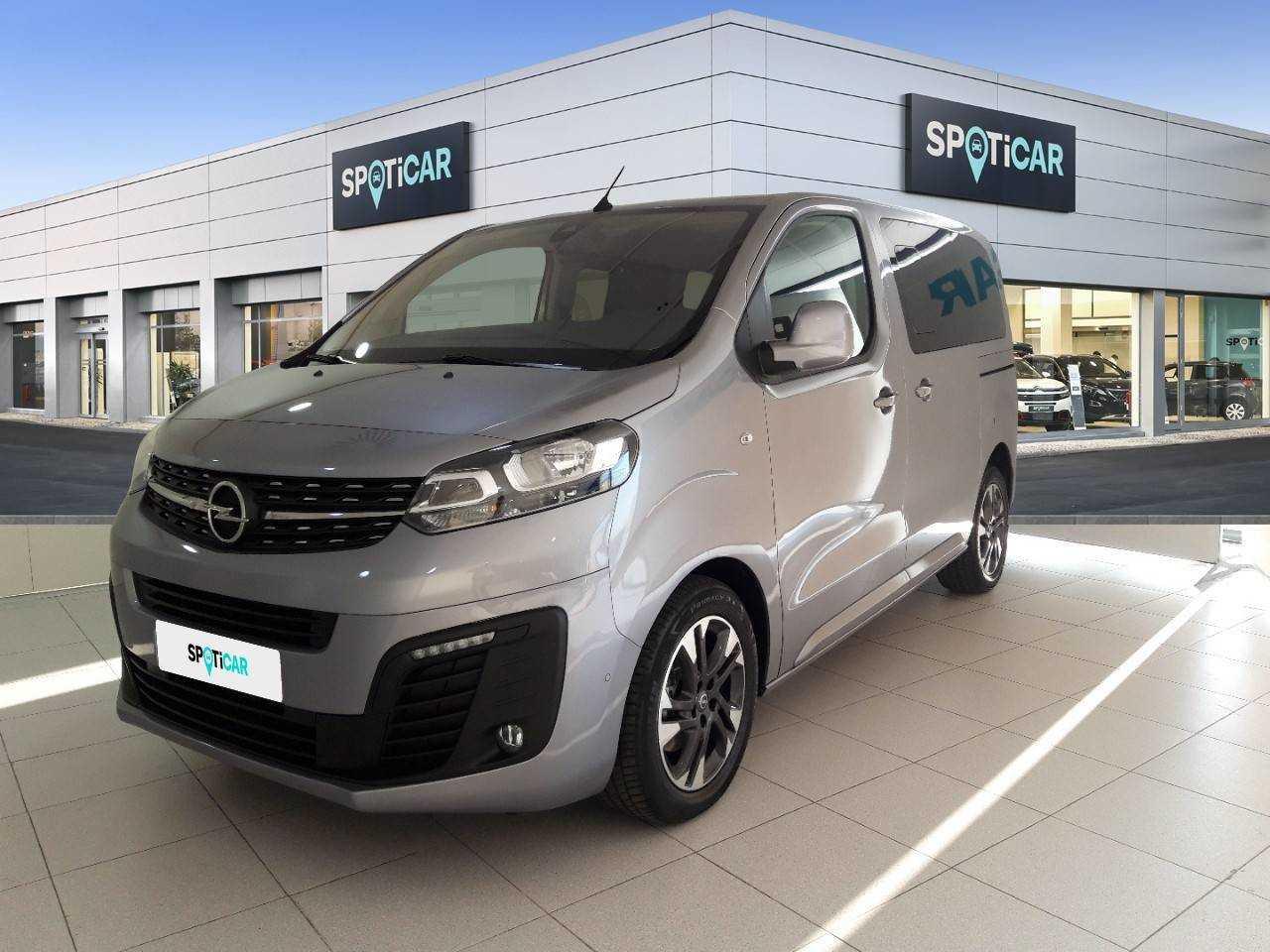 Opel Zafira ocasión segunda mano 2021 Diésel por 32.900€ en Valencia