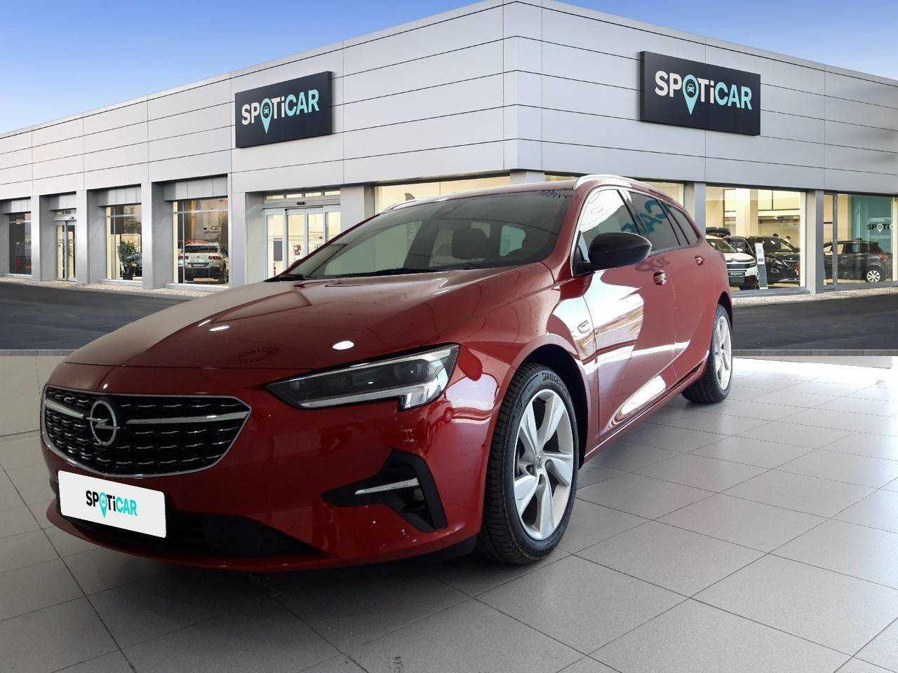 Opel Insignia  ocasión segunda mano 2021 Diésel por 28.900€ en Valencia