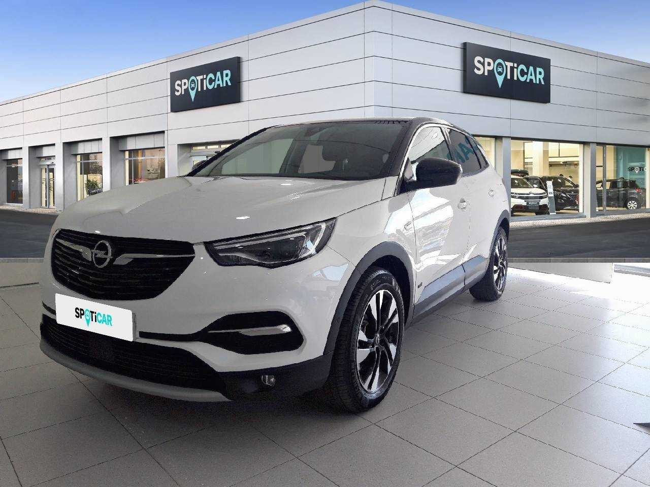 Array Opel Grandland X 2021 Híbrido por 37.900€ en Valencia