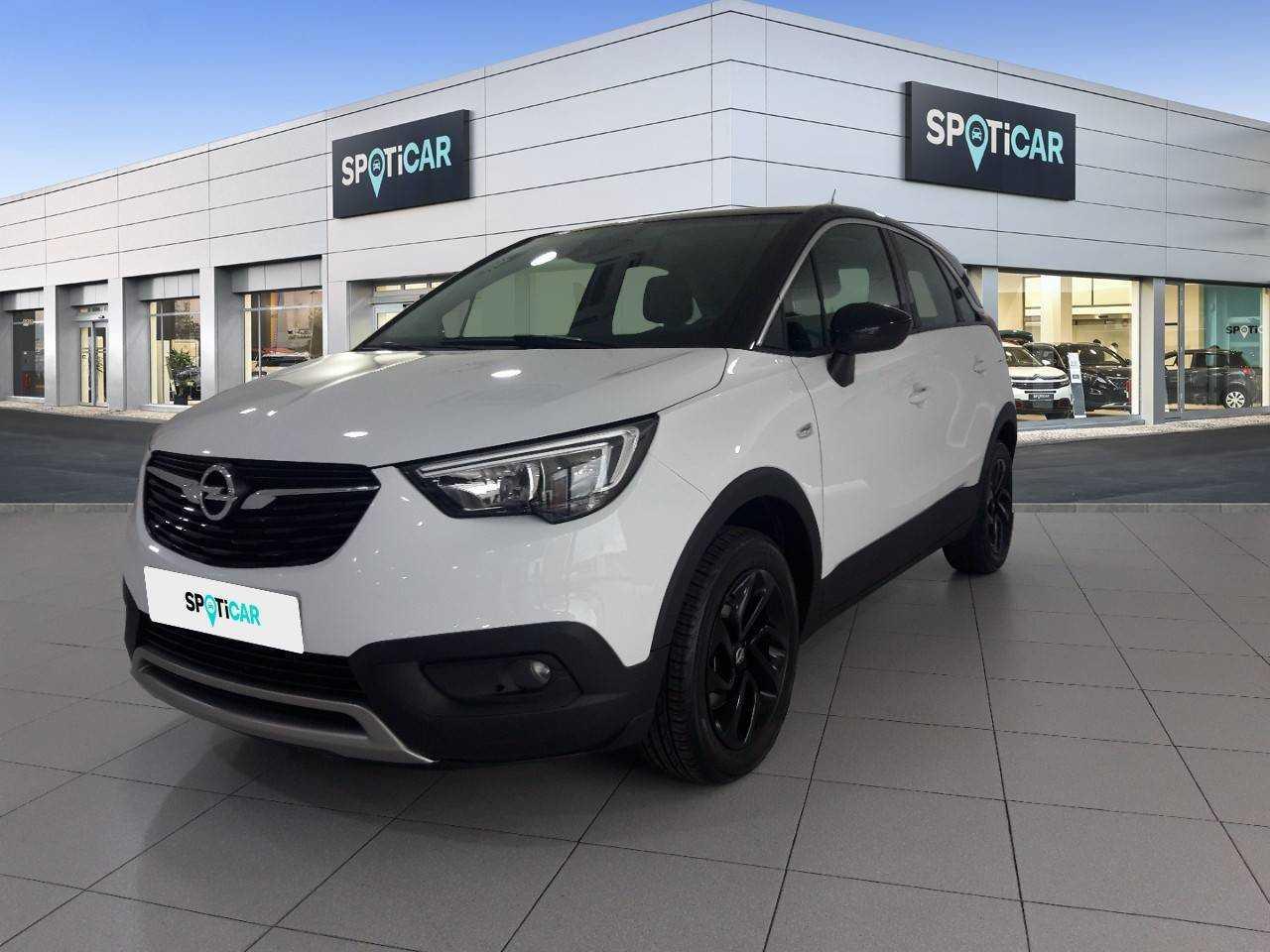 Opel Crossland X ocasión segunda mano 2019 Gasolina por 18.500€ en Valencia