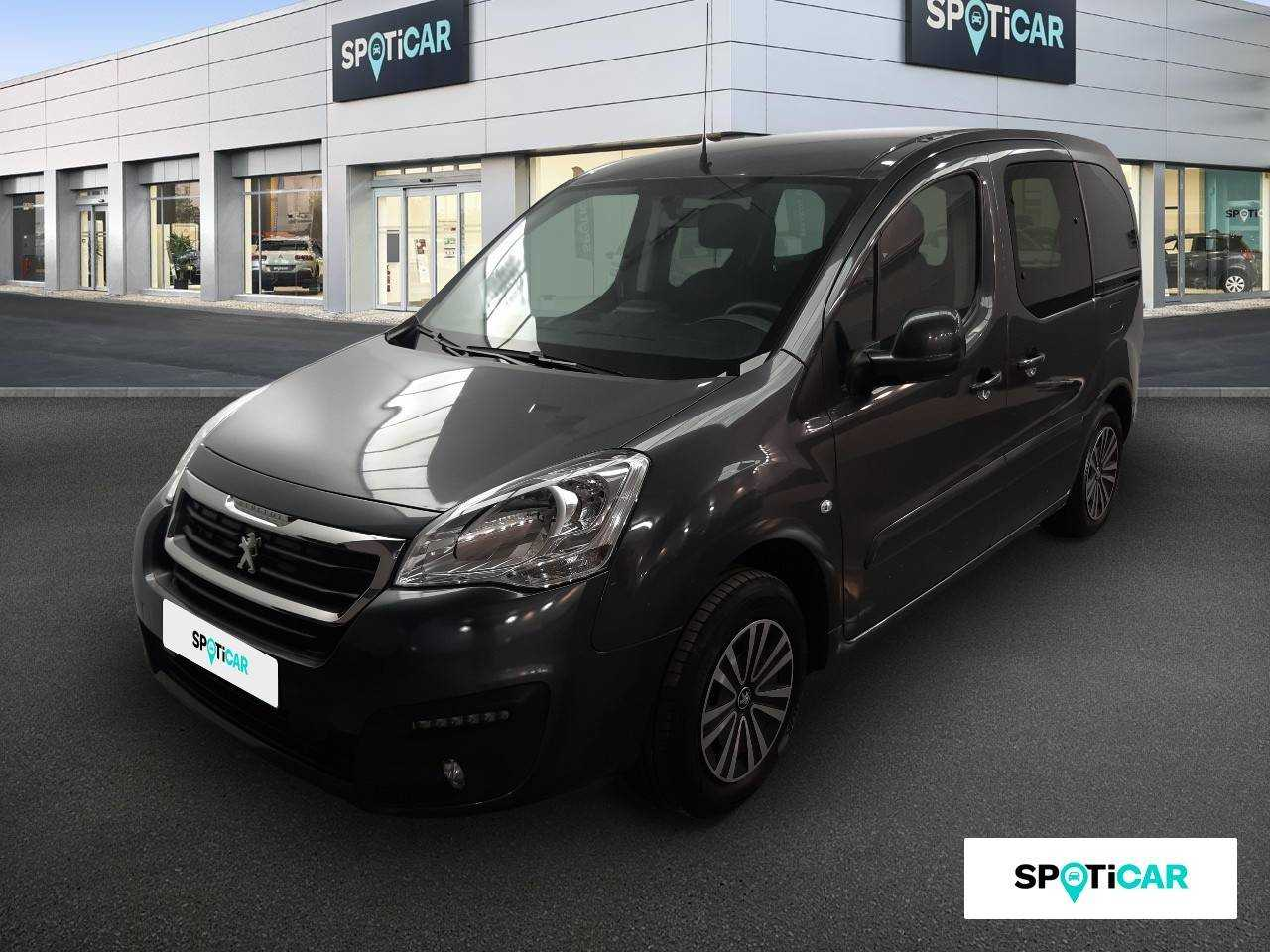 Peugeot Partner ocasión segunda mano 2018 Diésel por 13.390€ en Málaga