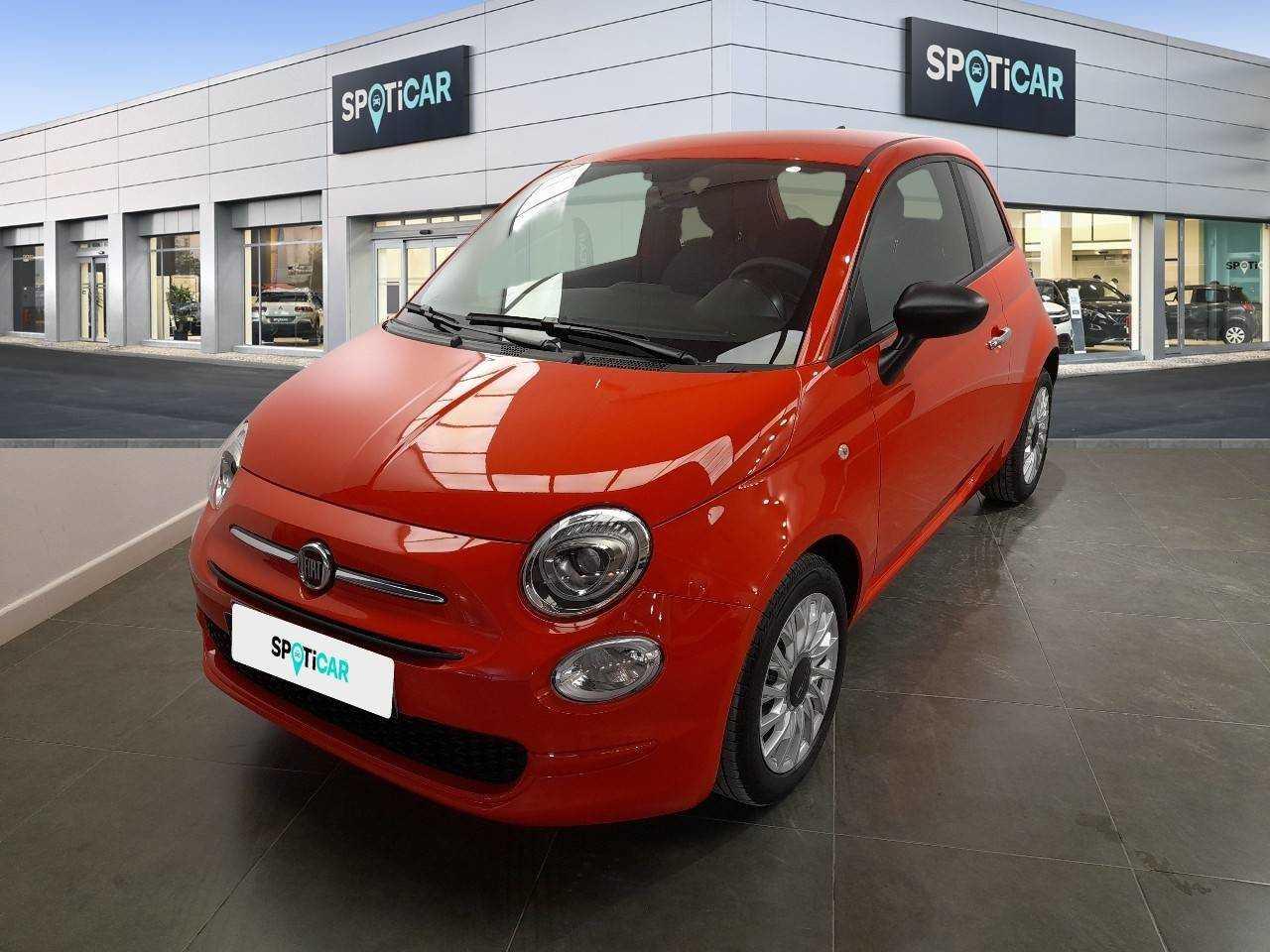 Fiat 500 ocasión segunda mano 2021 Gasolina por 16.900€ en Málaga