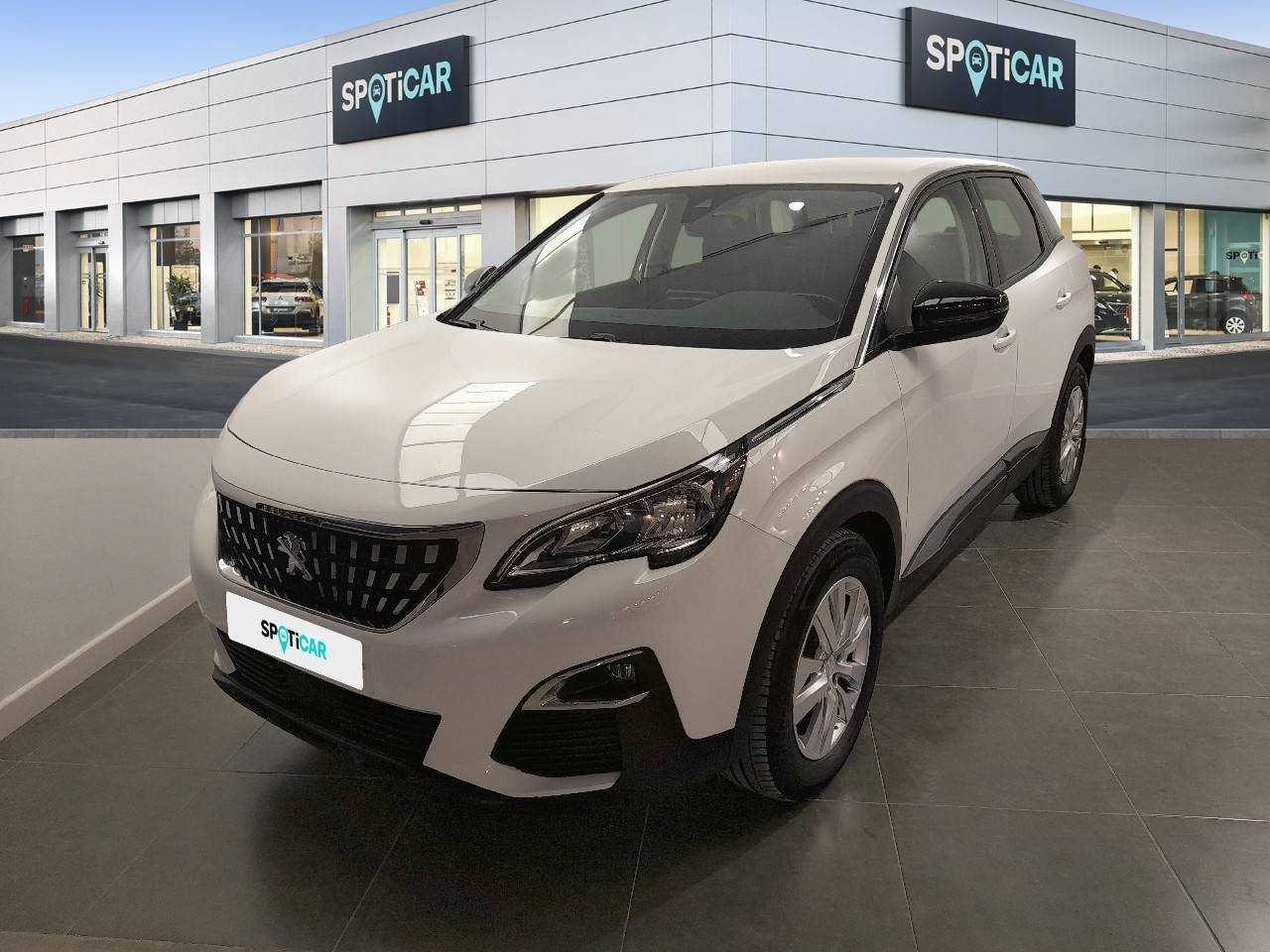 Peugeot 3008 ocasión segunda mano 2018 Diésel por 24.900€ en Málaga