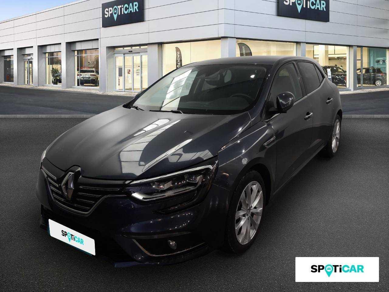 Renault Megane ocasión segunda mano 2019 Gasolina por 15.400€ en Málaga