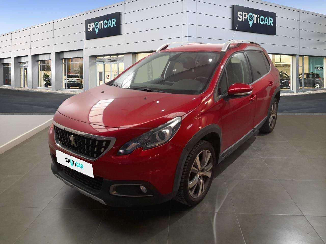 Peugeot 2008 ocasión segunda mano 2018 Gasolina por 16.900€ en Málaga