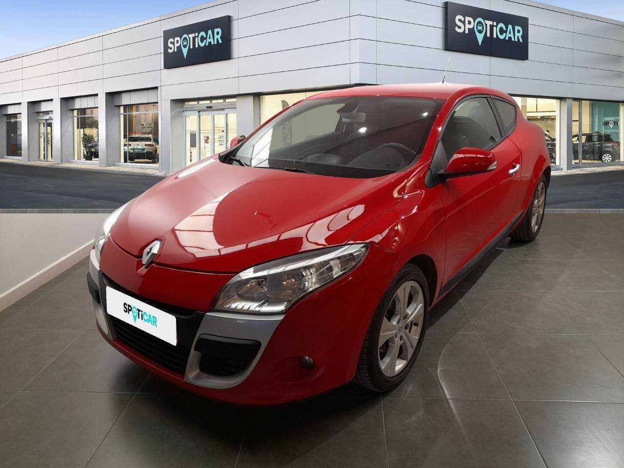 Renault Megane ocasión segunda mano 2010 Gasolina por 10.500€ en Málaga