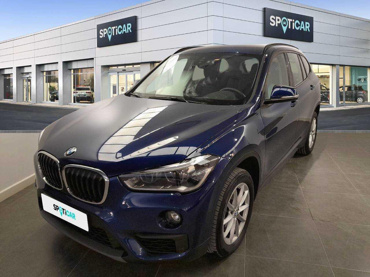 BMW X1 ocasión segunda mano 2018 Diésel por 25.900€ en Málaga