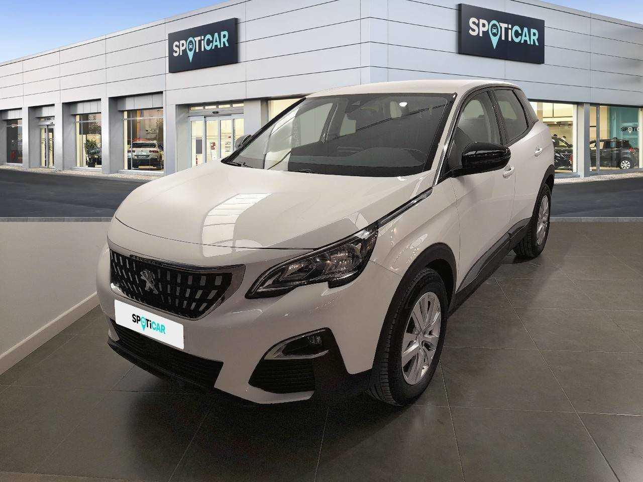Peugeot 3008 ocasión segunda mano 2018 Diésel por 23.900€ en Málaga