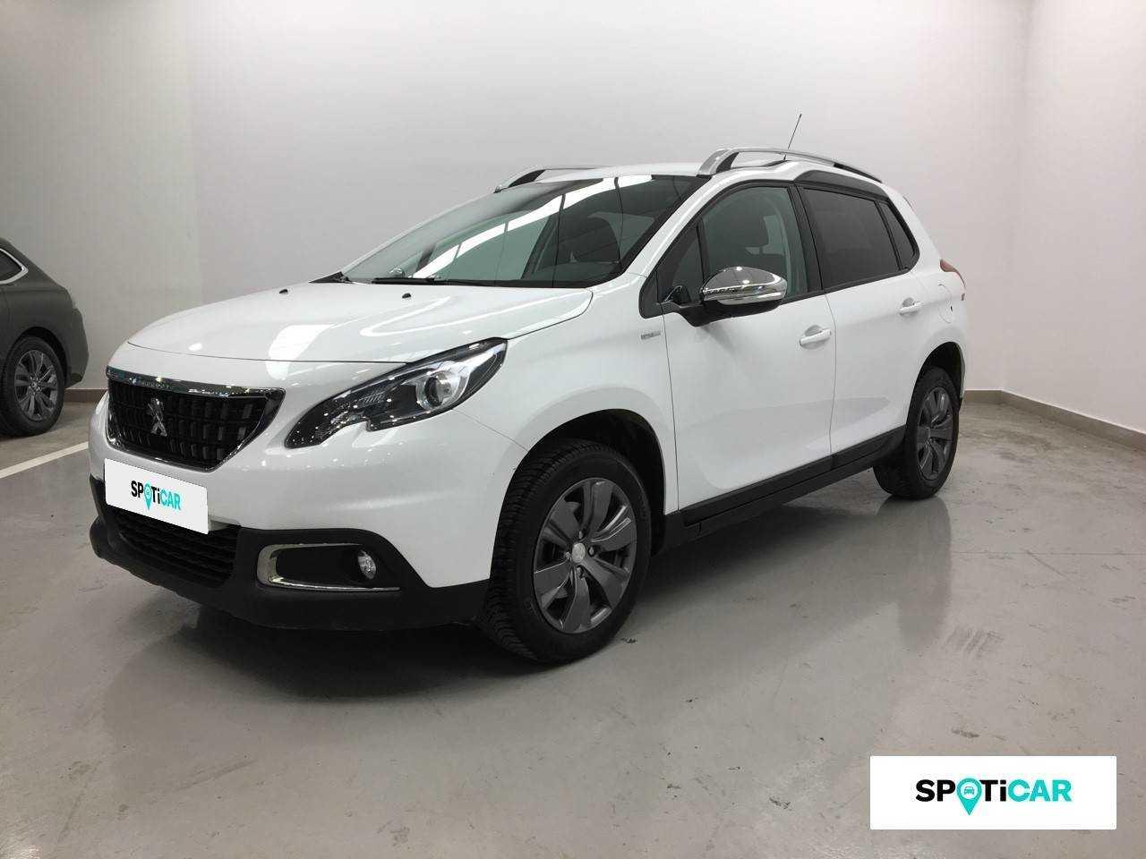 Peugeot 2008 ocasión segunda mano 2018 Diésel por 13.500€ en Huelva