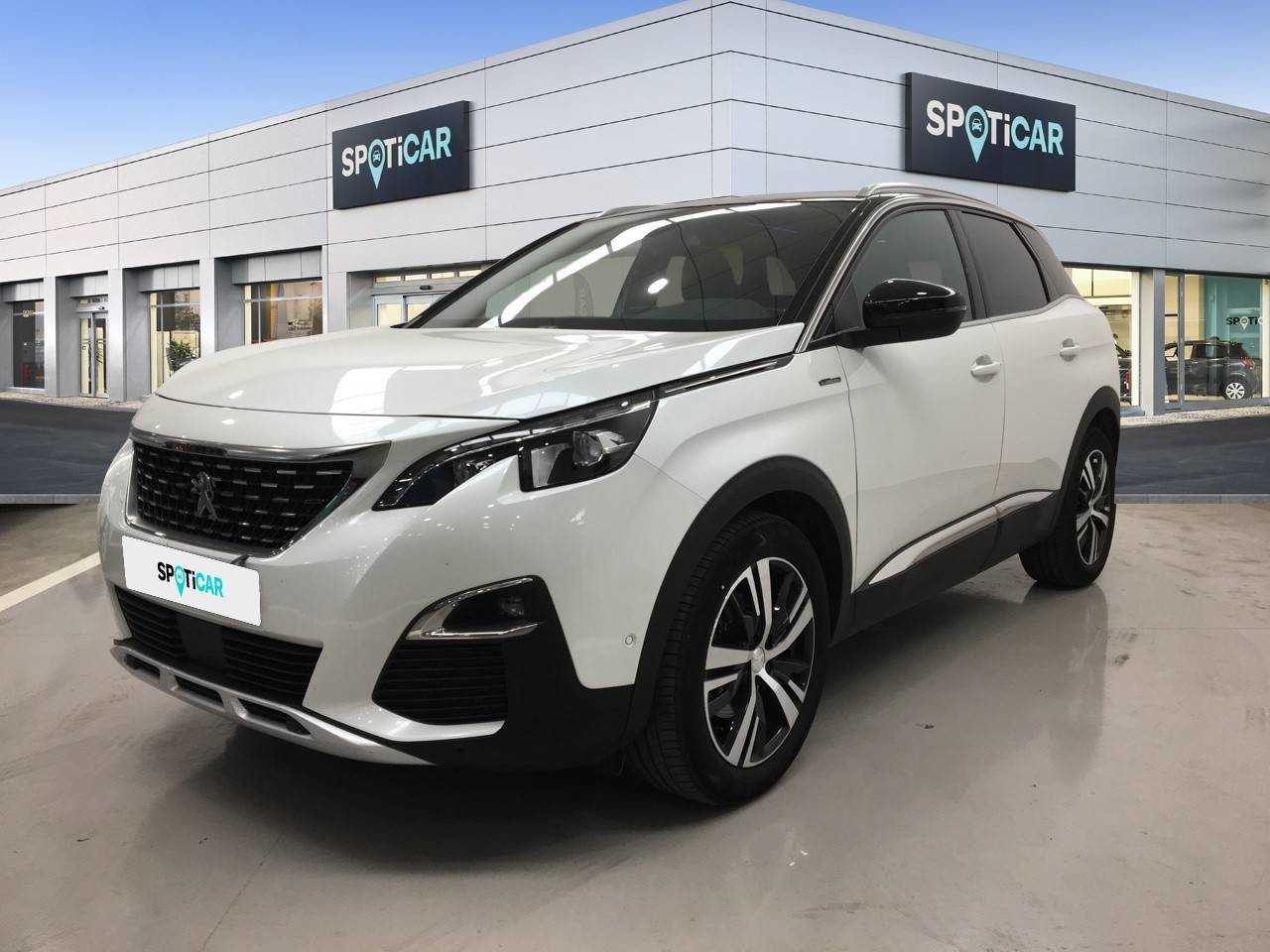 Peugeot 3008 ocasión segunda mano 2019 Diésel por 28.900€ en Huelva