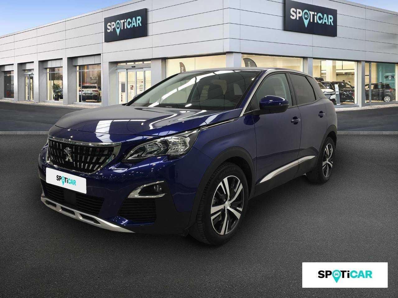 Peugeot 3008 ocasión segunda mano 2019 Diésel por 25.900€ en Huelva