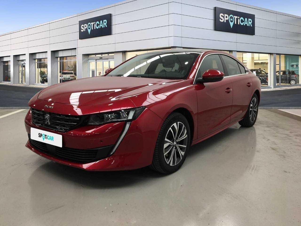 Peugeot 508 ocasión segunda mano 2019 Diésel por 27.500€ en Huelva