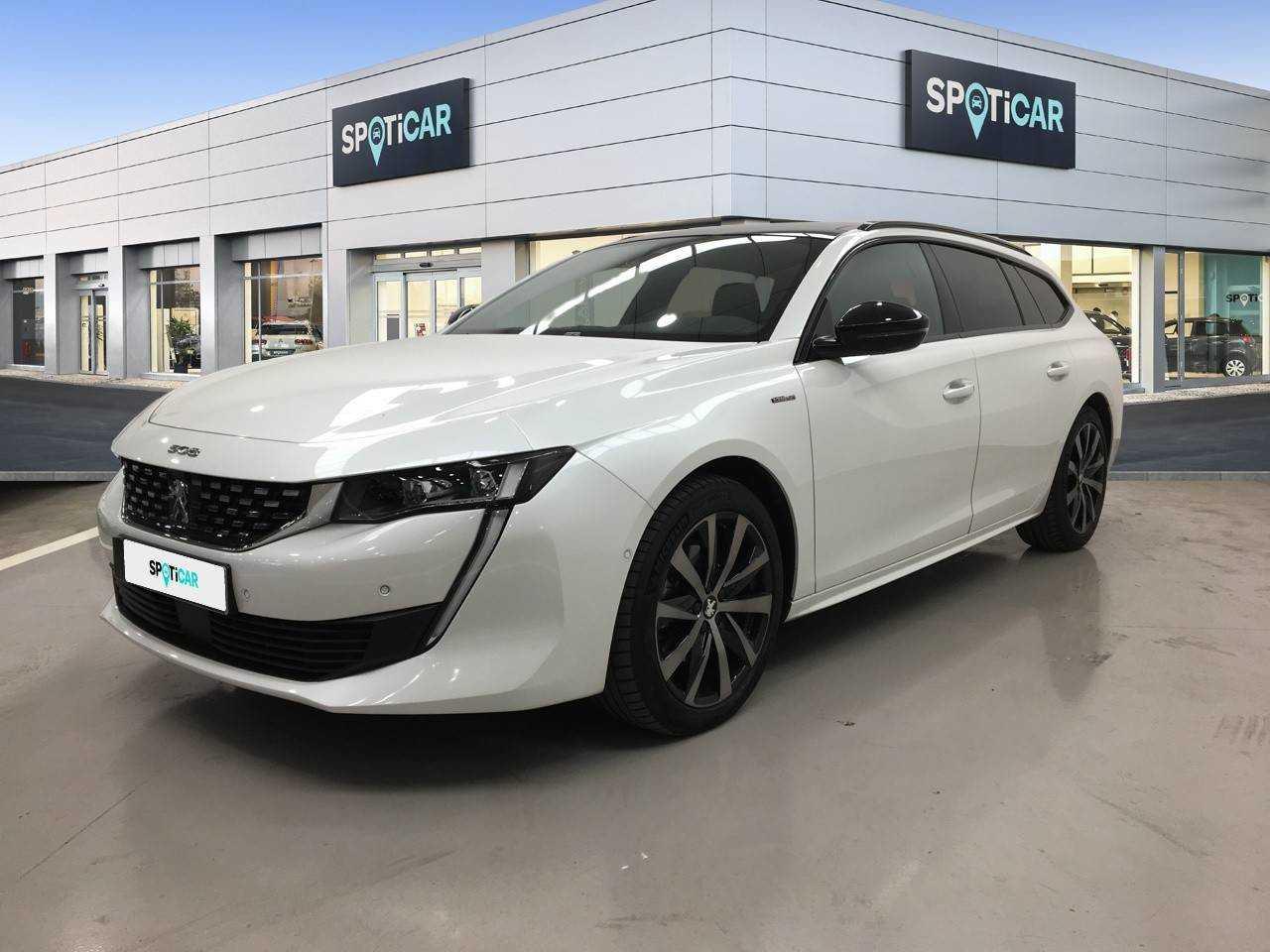 Peugeot 508 ocasión segunda mano 2019 Gasolina por 30.630€ en Huelva