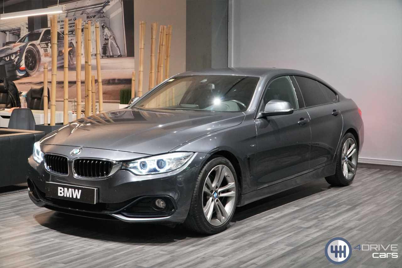 BMW Serie 4 Coupé Gasolina en Montmeló