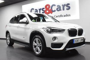 Foto 2 del anuncio BMW X1 sDrive 18d - E 3261 JRW de segunda mano en Madrid