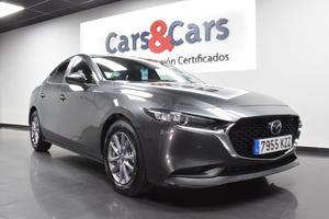 Foto 2 del anuncio MAZDA Mazda3 2.0 S-G Evolut Aut.120 - E 7955 KZZ de segunda mano en Madrid