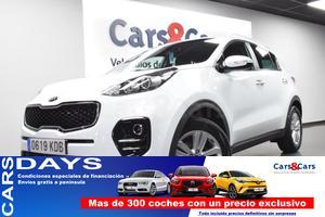 Foto principal del anuncio KIA Sportage 1.7CRDi VGT.x-TECH4X2 - E 0619 KDB de segunda mano en Madrid