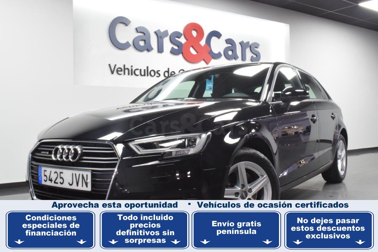 Foto principal del anuncio AUDI A3 Sportback 2.0TDI quattro S tronic 184cv - E 5425 JVN de segunda mano en Madrid