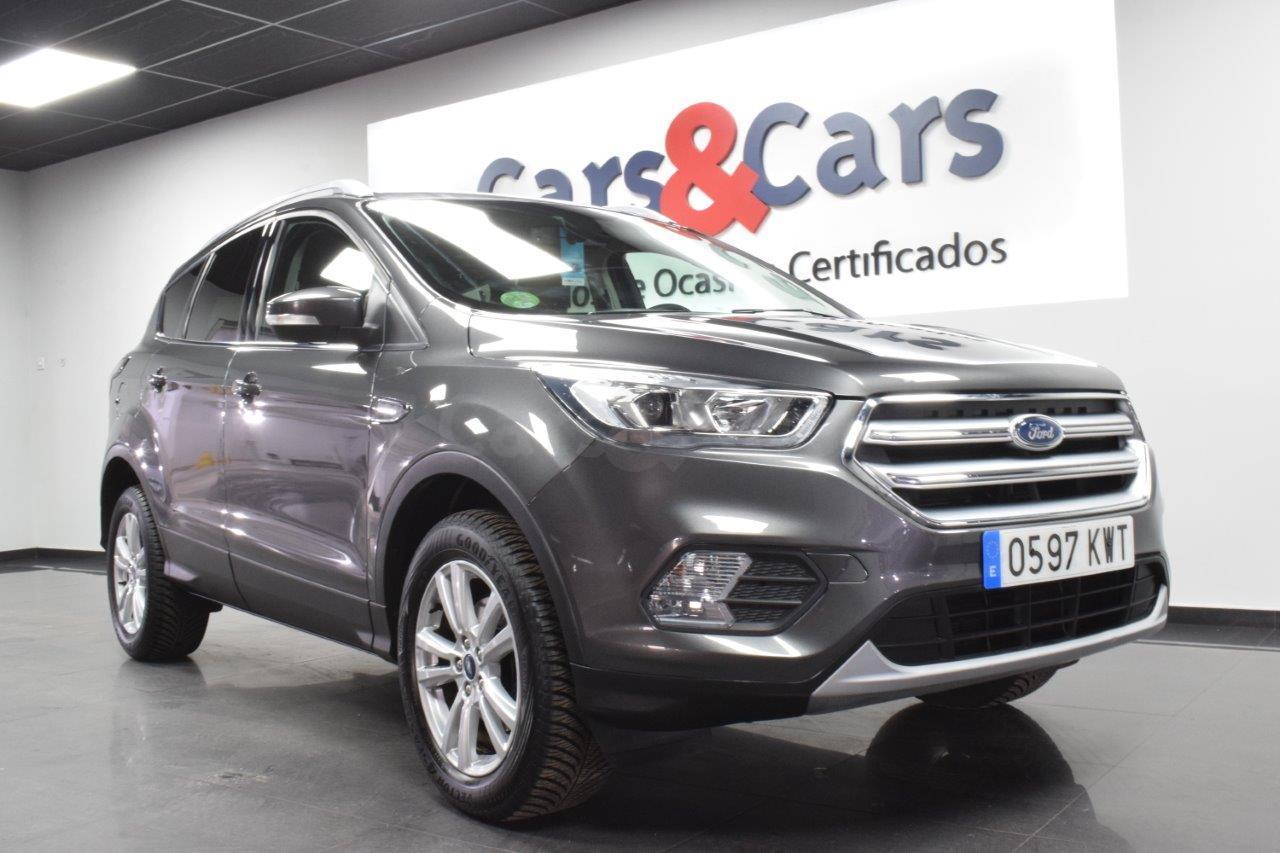Foto 2 del anuncio FORD Kuga 1.5 EcoB. Auto S&S Trend - E 0597 KWT de segunda mano en Madrid