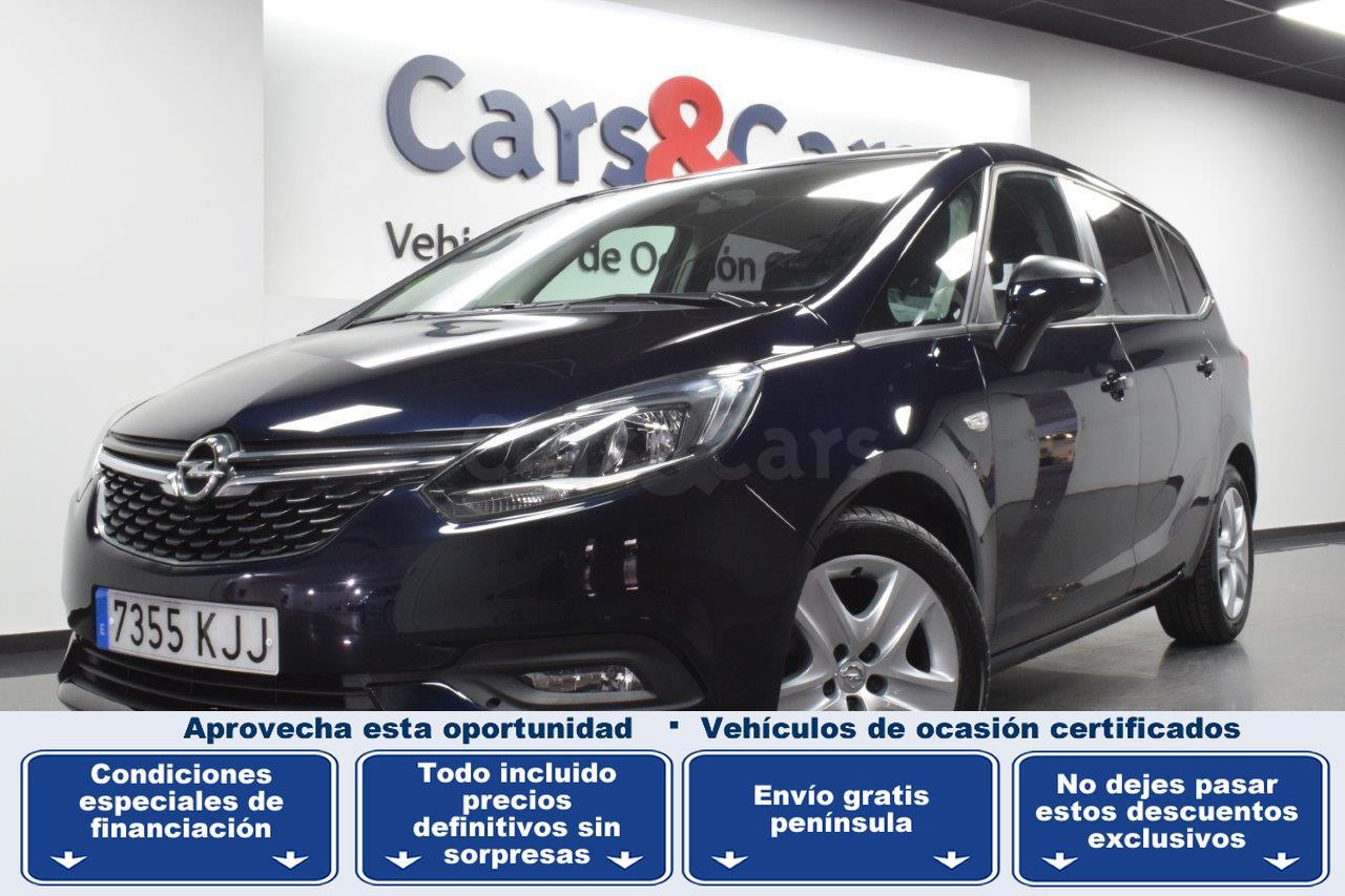 Foto principal del anuncio OPEL Zafira 1.6CDTI S/S Selective 1 - E 7355 KJJ de segunda mano en Madrid
