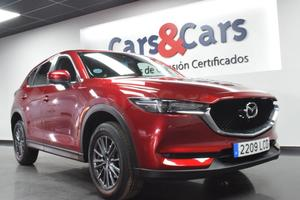 Foto 2 del anuncio MAZDA CX-5 2.0 S-G Evolution 2WD Aut - E 2209 LCD de segunda mano en Madrid