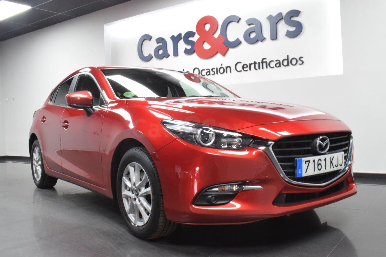 Foto 2 del anuncio MAZDA Mazda3 2.0 Evolution+Navegador - E 7161 KJJ de segunda mano en Madrid