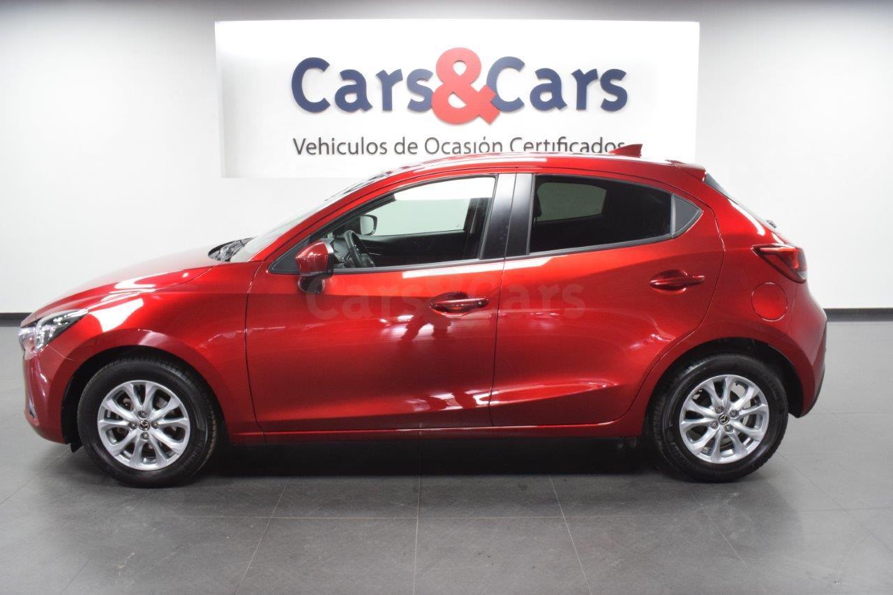 Foto 3 del anuncio MAZDA Mazda2 1.5 Skyactiv-g Evolution - E 5754 KPR de segunda mano en Madrid