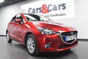 Foto 2 del anuncio MAZDA Mazda2 1.5 Skyactiv-g Evolution - E 5754 KPR de segunda mano en Madrid